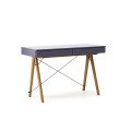 DESK BASIC_oak_luxury ncs s7020-r60b