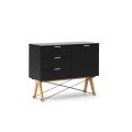 CABINET MINI_beech_black