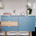 CABINET MINI_beech_oceanic+raw oak