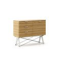CABINET MINI_white_raw oak