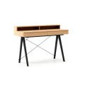 desk-basic_black-beech_luxury-wood