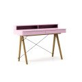 DESK BASIC+_oak_luxury ncs s0505-r30b