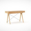 DESK BASIC_beech_luxury wood oiled