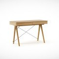 DESK BASIC_oak_luxury wood oiled