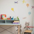 DESK KIDS SLIM+_beech_ice blue_buuba.pl3
