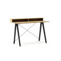 desk-slim_black_luxury-wood-oak