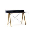DESK SLIM+_oak_dark navy
