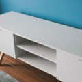 SIDEBOARD TVx3 BASIC light grey buuba.pl2