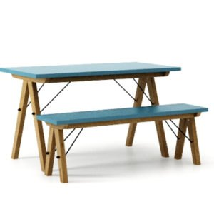 table-bench_oak_oceanic